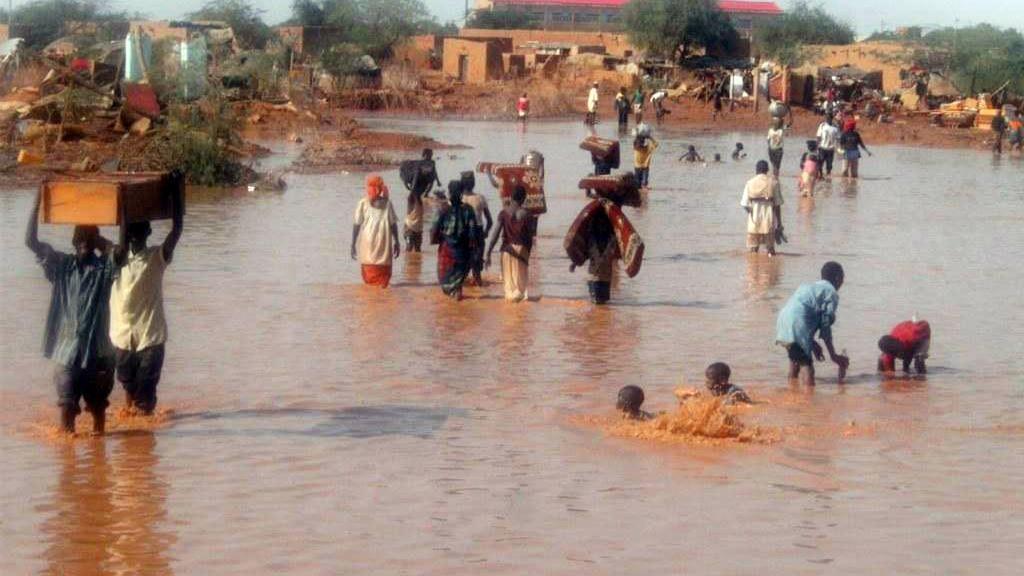 Niger : les inondations forcent 23 000 personnes à quitter leur foyer