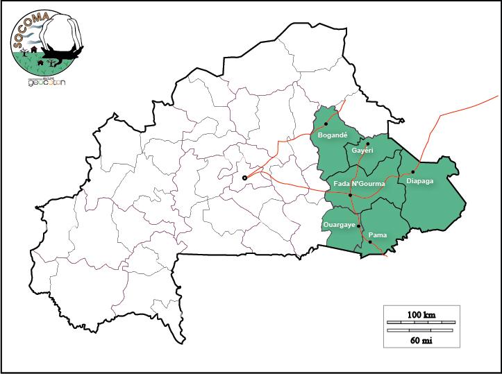 Burkina Faso : Plusieurs écoles vidées de leurs vivres dans la Gnagna, par des terroristes qui «prêchent» désormais à visage découvert ( AIB)