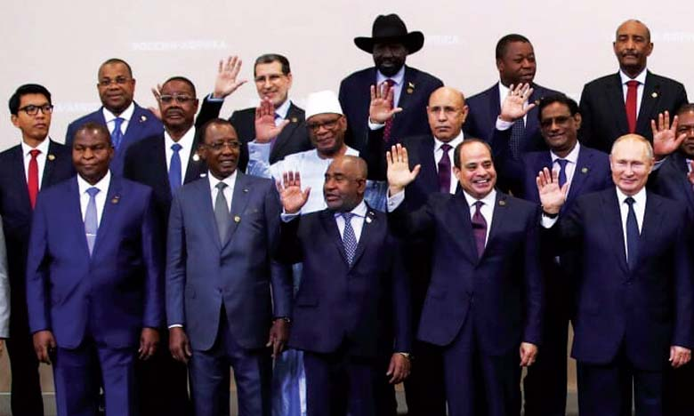 Diplomatie: sommet Russie/Afrique: C'est l'inverse qui aurait dû se passer