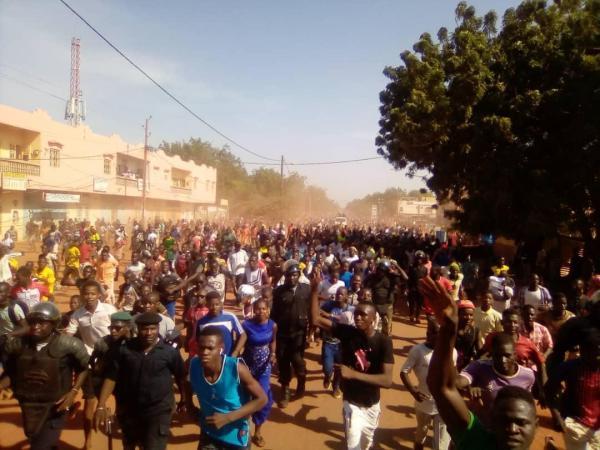 Manifestation à Sévaré: la réaction du gouvernement Malien