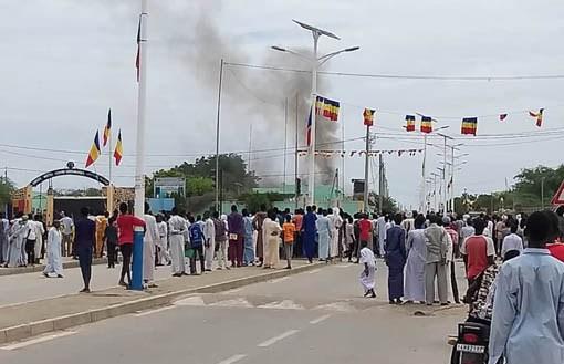 Tchad : Une mutinerie dans une prison dans l'Est fait au moins deux mort