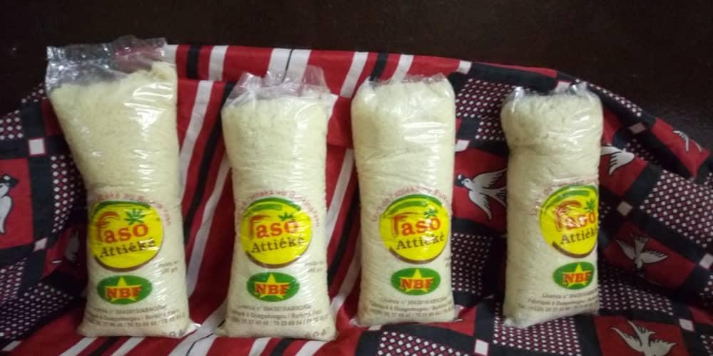 Affaire Faso Attiéké: le nom commercial « Faso Attiéké » avait été protégé auprès de l'Organisation Africaine de la Propriété Intellectuelle (OAPI) depuis 2011.
