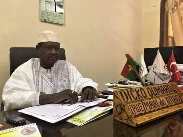 """Assassinat du Maire de Djibo: """"Malgré les menaces de mort qui pesaient sur lui, il a refusé d'abandonner ses administrés à leur triste sort"""" Eddie Komboigo"""