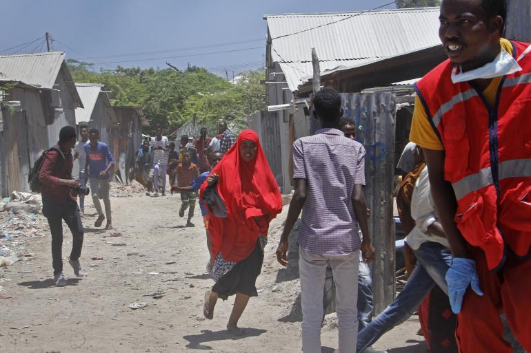 Somalie : fusillade à Mogadiscio entre un commando armé et les forces de l'ordre