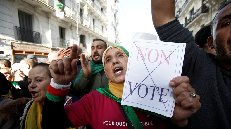 Présidentielle en Algérie : taux de participation de 7,92% à 10H00