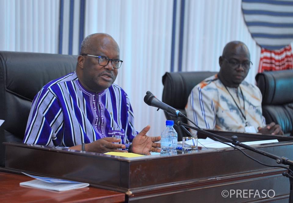 18e session ordinaire du CNLS-IST : le président du Faso salue l'engagement de tous les acteurs.