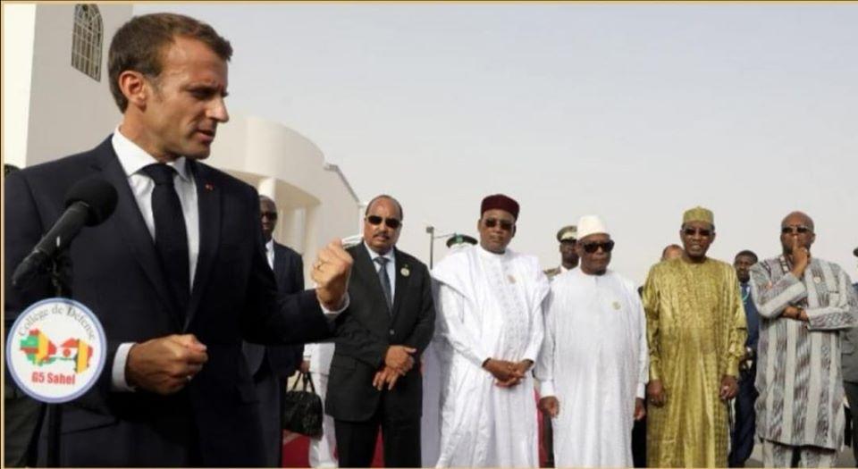 Convocation des chefs d'Etat du G5 Sahel: Emmanuel Macron reporte le sommet