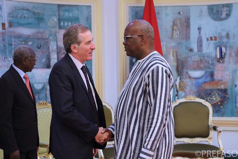 Sommet extraordinaire à Pau : le président du Faso officiellement invité.