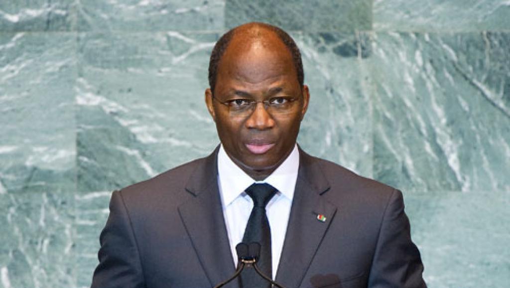 Politique : depuis la France Djibril Bassolé parle