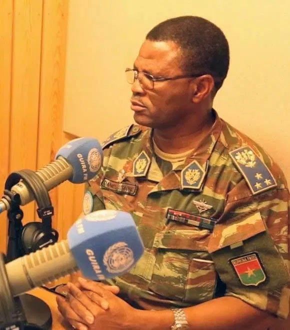 Diplomatie: Le général burkinabè Daniel Sidiki Traoré nommé commandant des casques bleus
