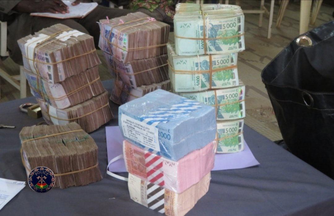 Détournement de fond à Ouagadougou: voici comment la police a fait échouer le braquage