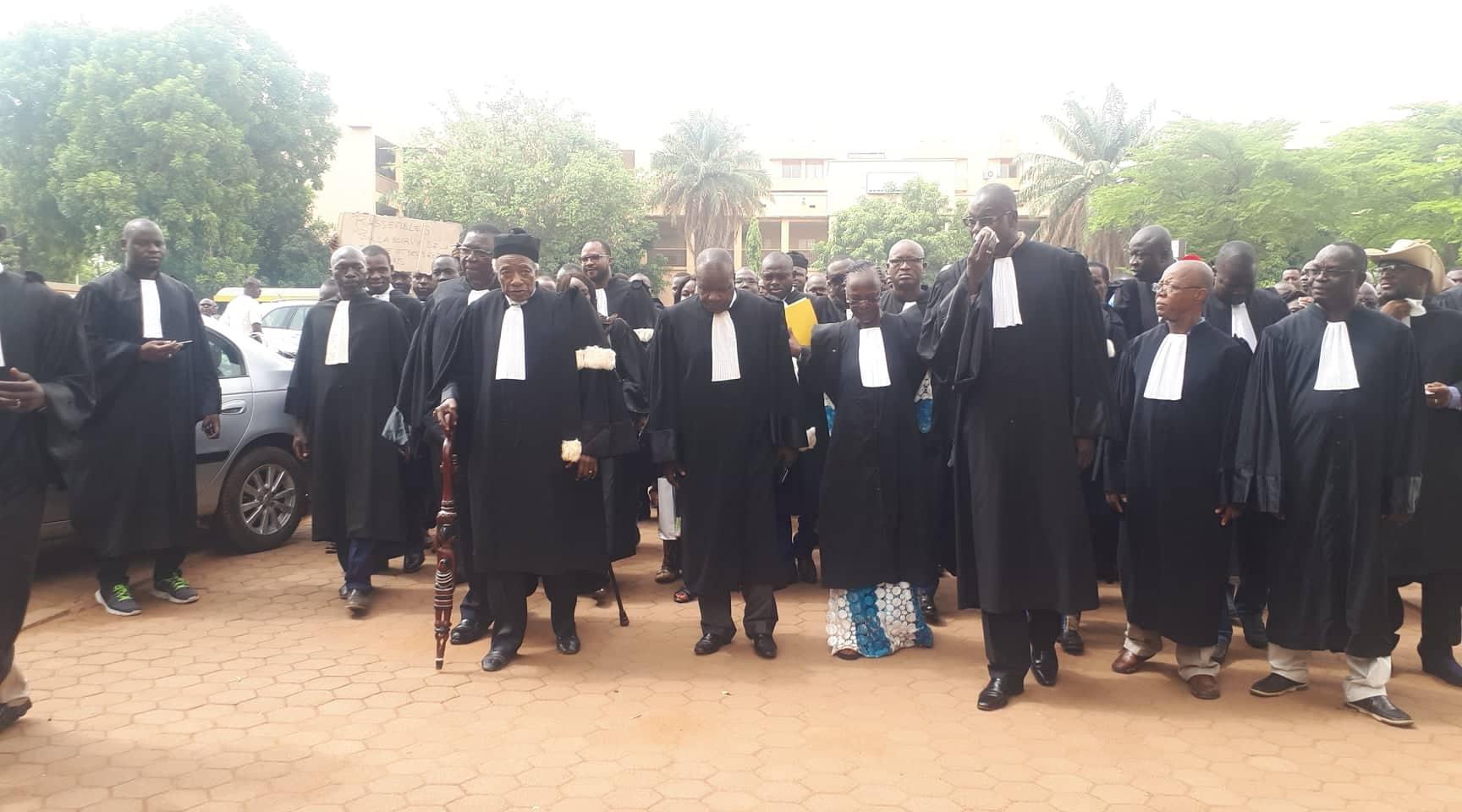 IUTS: L'intersyndicale des magistrats interpellent le Gouvernement sur les risques d'une plus grande détérioration du climat social