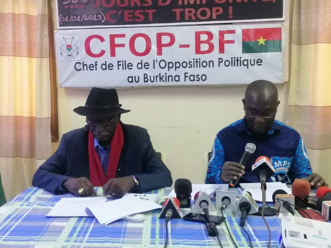 Burkina: La crise sécuritaire est en train de prendre de l'ampleur