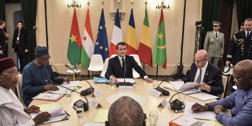 Sommet de Pau : La déclaration conjointe des chefs d'État