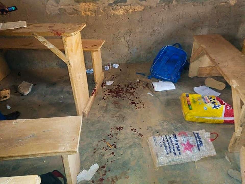 Ouagadougou : Une explosion dans une salle de classe fait quatre blessés