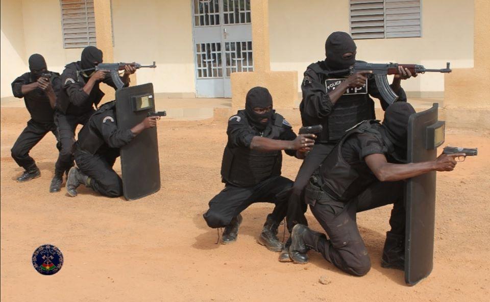 Burkina :10 policiers tués dans une attaque terroriste