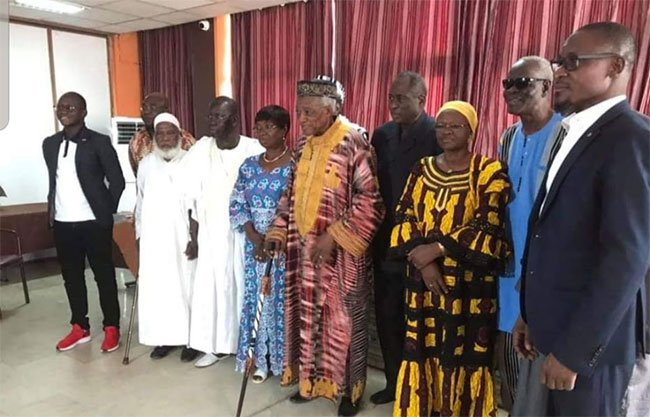 Appel de Manega: la réconciliation nationale et la paix sont devenues cruciales pour la survie du Burkina Faso