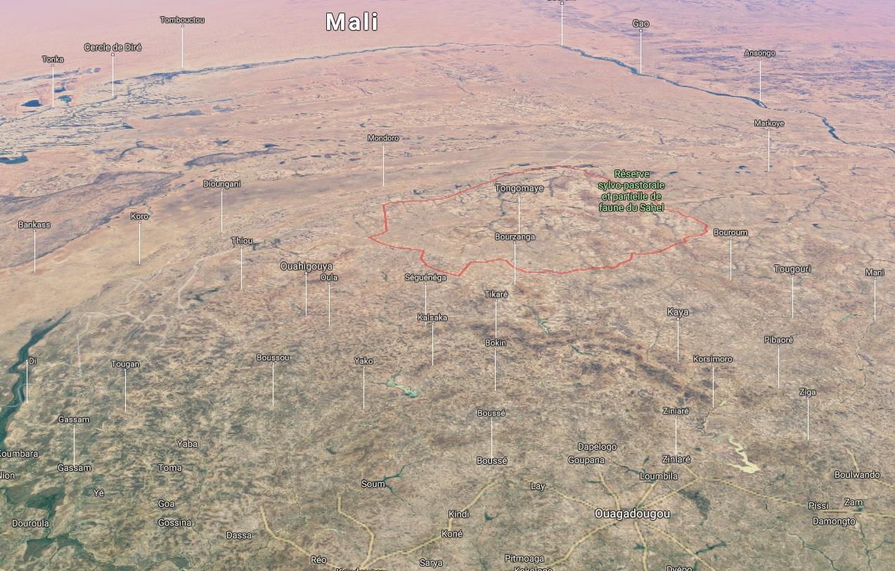 Sécurité: plus d'une trentaine de civil tuées à Sirgadji