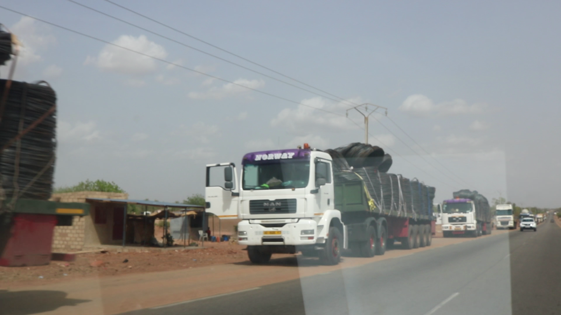 Burkina : les chauffeurs routiers de nouveau en grève à partir du 08 janvier
