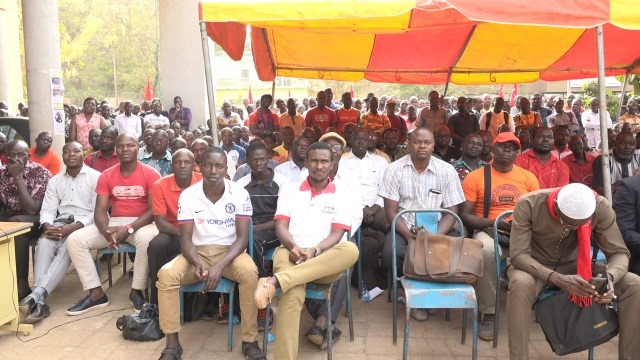 Burkina Faso: Grève générale des syndicats du 16 au 20 Mars contre l'IUTS