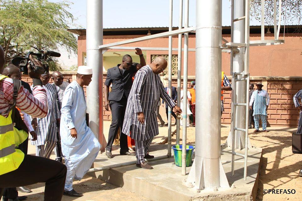 Santé : le président du Faso pour la construction d'un Centre hospitalier universitaire à Dori.