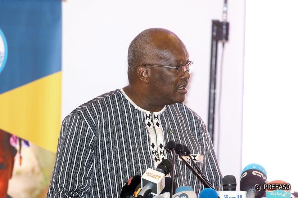 Assassnat du maire de Pensa: la réaction de Roch Kaboré