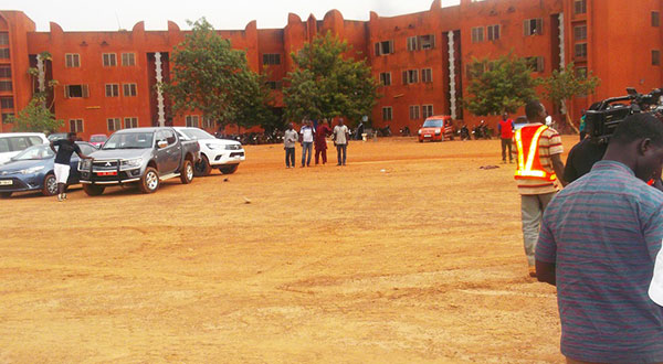 Burkina/Coronavirus :les cités universitaires de Ouagadougou placées « confinement» à partir du 1er avril 2020.