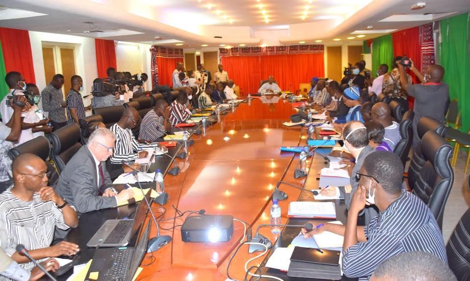 Burkina/ Coronavirus: Le gouvernement va renforcer les actions de riposte