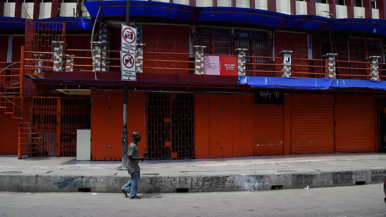 Nigeria-Coronavirus : Deux Etats et Abuja en confinement