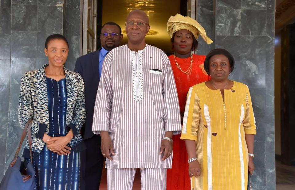 Burkina/ Coronavirus: « Il faut vite briser la chaîne de transmission », dixit la Coordinatrice résidente du Système des Nations Unies au Burkina