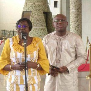 Burkina : le gouvernement a adopté un plan de riposte au CORONAS VIRUS.