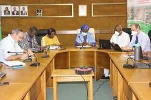 Burkina/ Coronavirus: Le ministère de la Santé rencontre les PTF