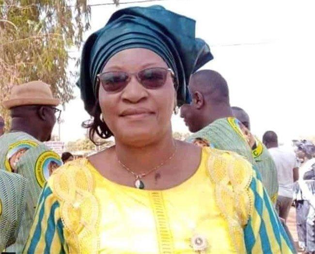 """Burkina/ Coronavirus: la deuxième vice présidente de l""""assemblée nationale , la première victime"""