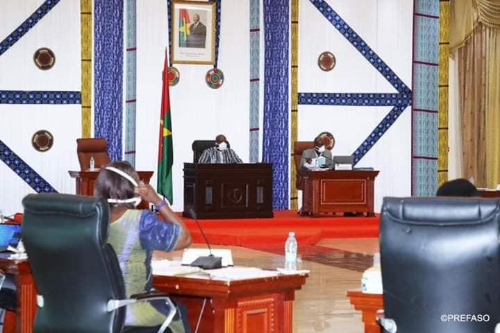 Burkina/Coronavirus: Remise de peine pour 1207 prisonniers