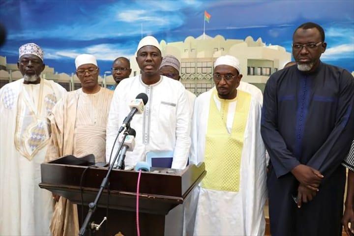 """Burkina: les musulmans invités à faire du Ramadan """"un mois de riposte spirituelle contre le Covid-19"""""""