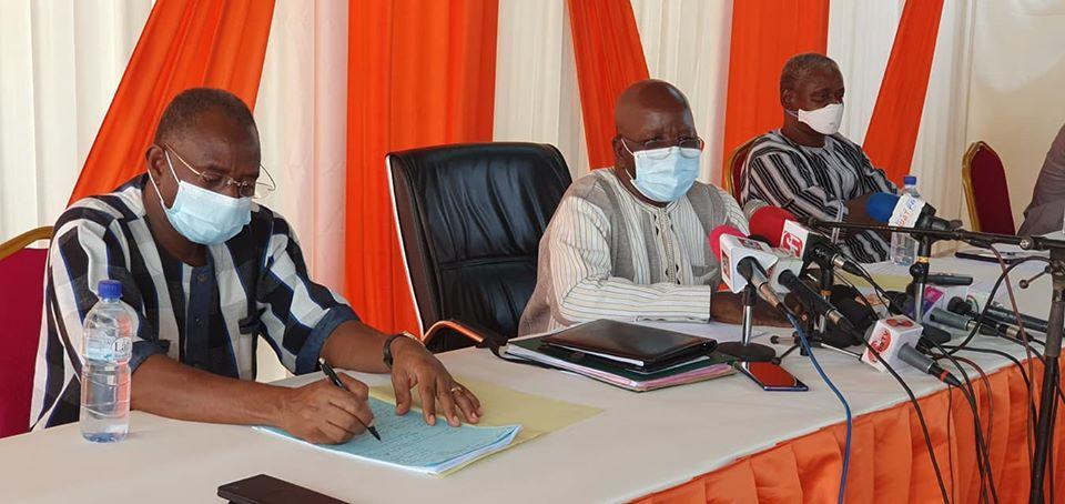 Burkina/Coronavirus: Pour le MPP l'heure n'est pas la polémique stérile et démobilisatrice