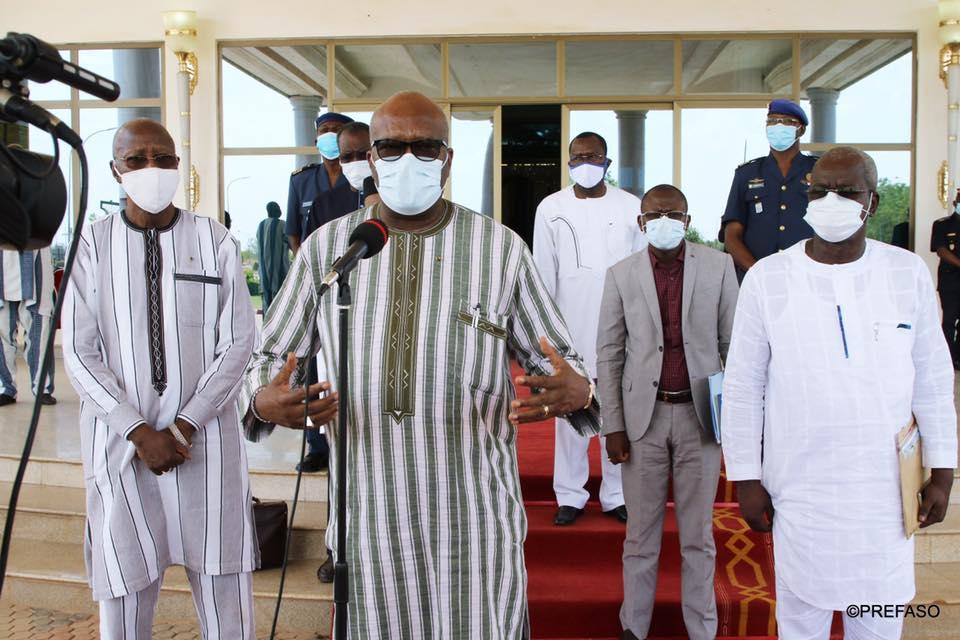 Mort de 12 présumés terroristes à Tanwalbougou : « les décisions seront prises sans état d'âme », selon le président du Faso.