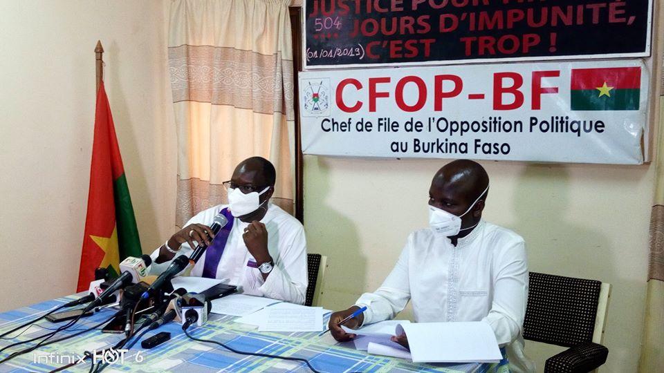 Politique: l'Opposition demande le démantèlement de toutes les cellules MPP illégalement installés dans les ministères