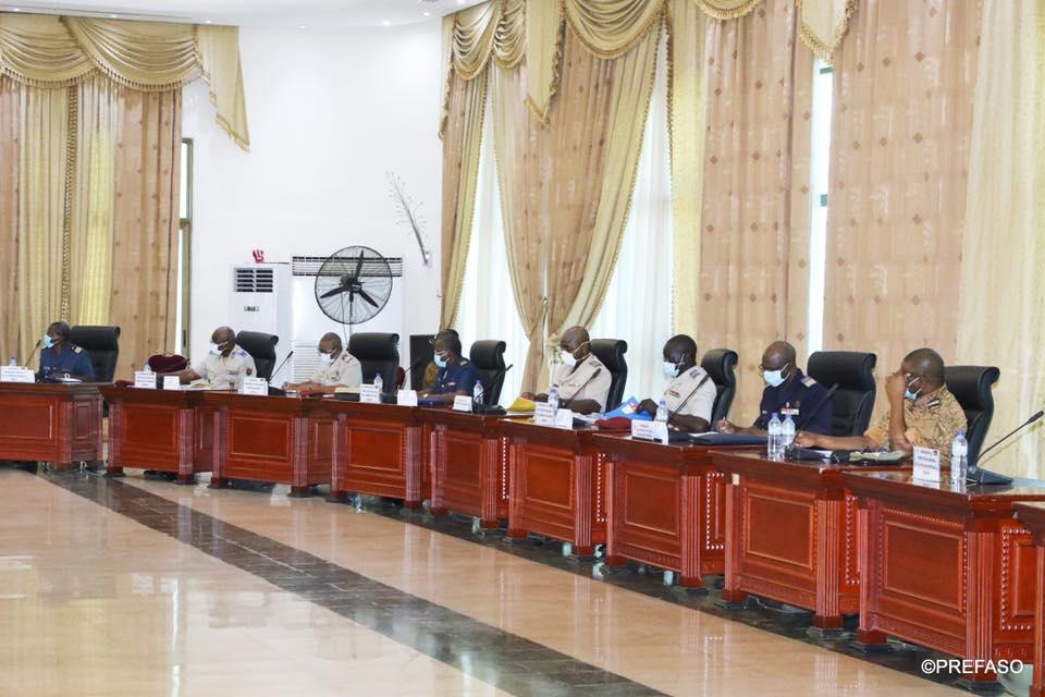 Conseil supérieur de la Défense nationale : plus en avant dans la lutte contre le terrorisme.