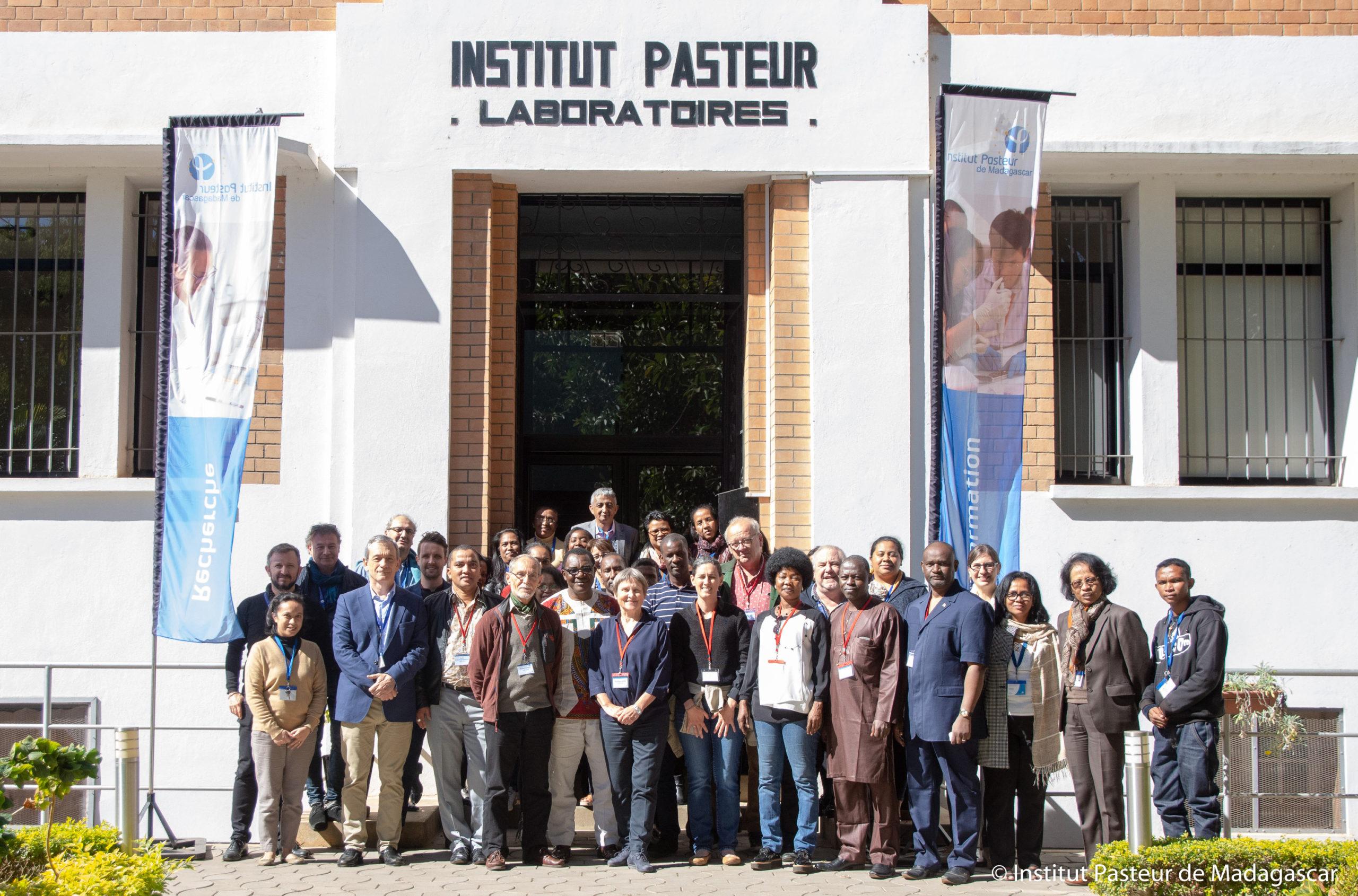 COVID-19 : Une enquête ouverte contre l'Institut Pasteur à Madagascar