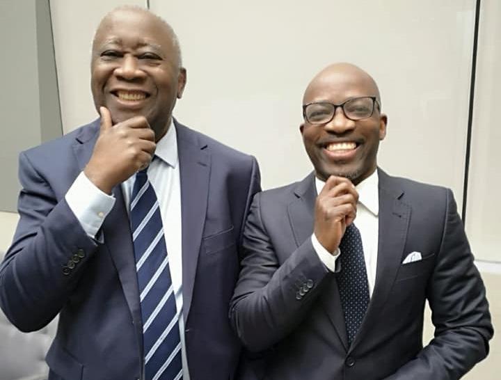 CPI: Laurent Gbagbo et Blé Goudé libres de leurs mouvements.