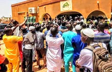 Manifestations des musulmans pour la réouverture des mosquées: Le Réseau des Journalistes et Communicateurs Musulmans du Burkina Faso marque sa désapprobation