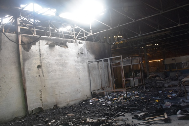 Sap Olympic : La chaudière de l'usine de Bobo Dioulasso entièrement calcinée