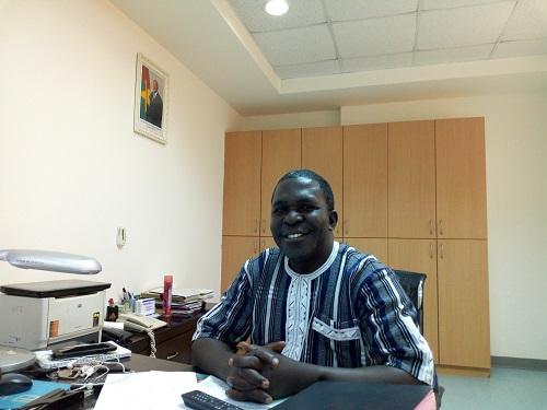 Santé: le Directeur Général du CHU de Tengandogo ( Hopital Blaise Compaoré) remplacé.