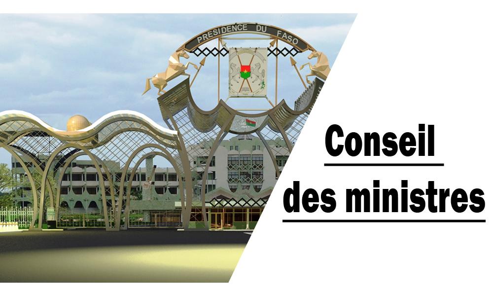 Compte rendu du Conseil des ministres du mercredi 10 mars 2021
