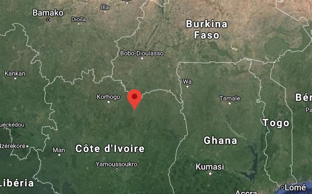 Côte d'Ivoire : Attaque d'un poste mixte au Nord, une dizaine de morts