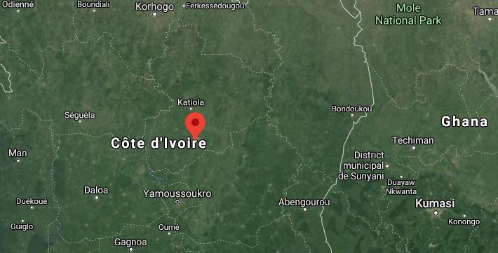 Côte d'Ivoire:/ Burkina: les 14 clandestins Burkinabé remis à leur consul