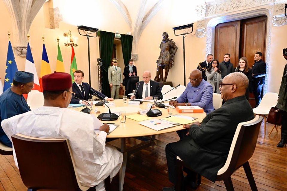 Sommet G5 Sahel – France : le président du Faso à Nouakchott