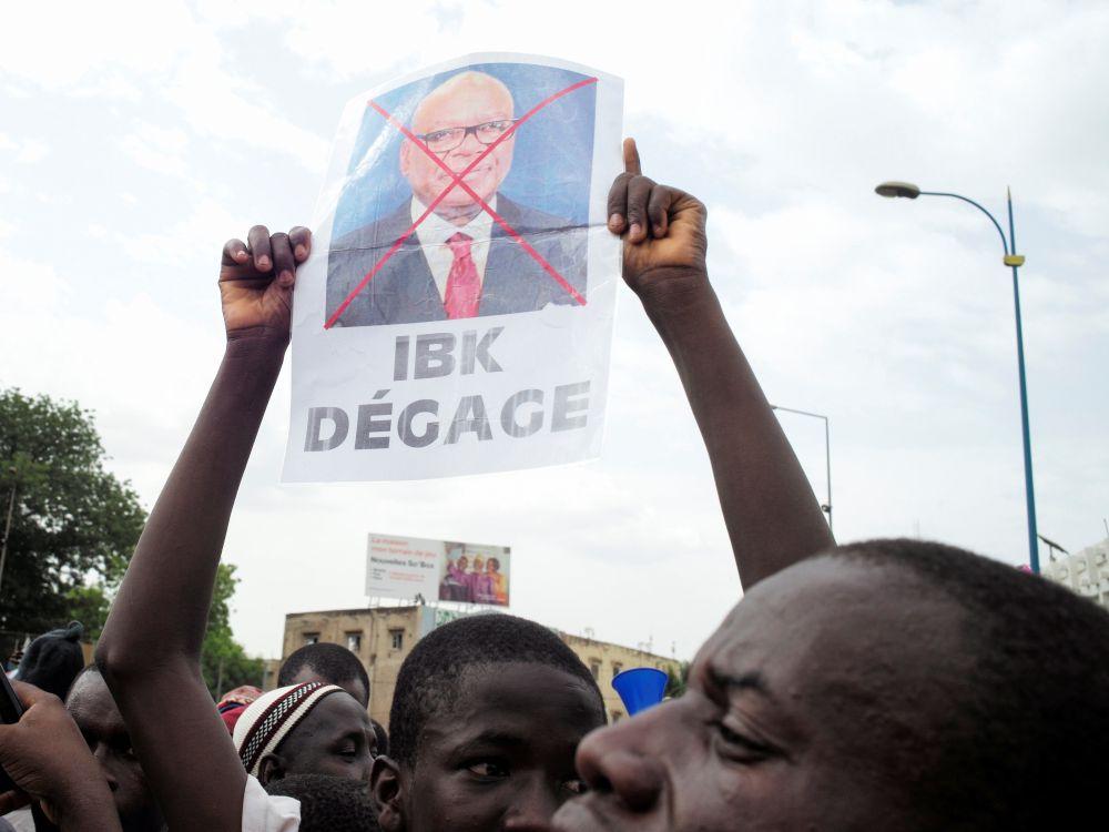 Mali: Vaste manifestation pour exiger le départ de IBK