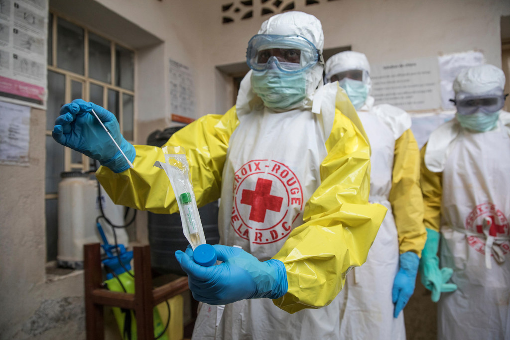 RDC/Ebola : fin de l'épidémie dans l'Est